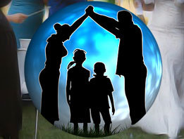 Trouwen met een samengesteld gezin